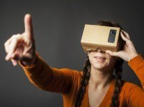 Google to go beyond Cardboard, prepping a new branded VR headset