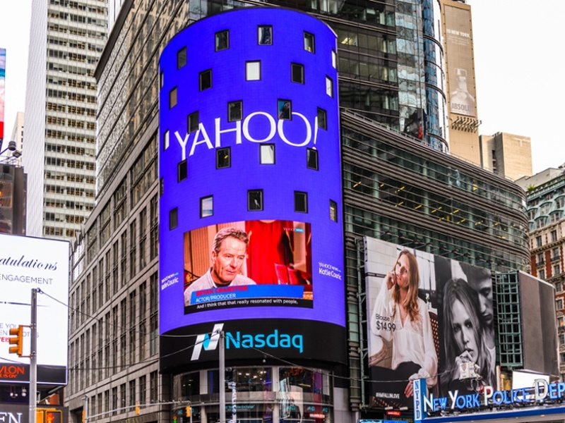 Make or break plan for Yahoo revealed as 15pc of workforce gets axed