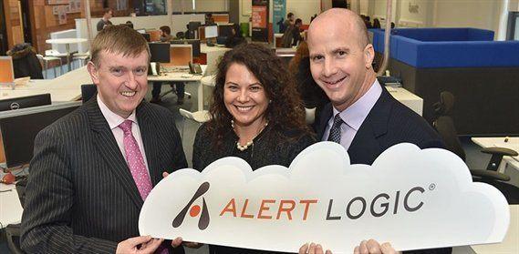 Alert Logic Belfast jobs