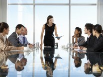 Do women at C-level make businesses more profitable?