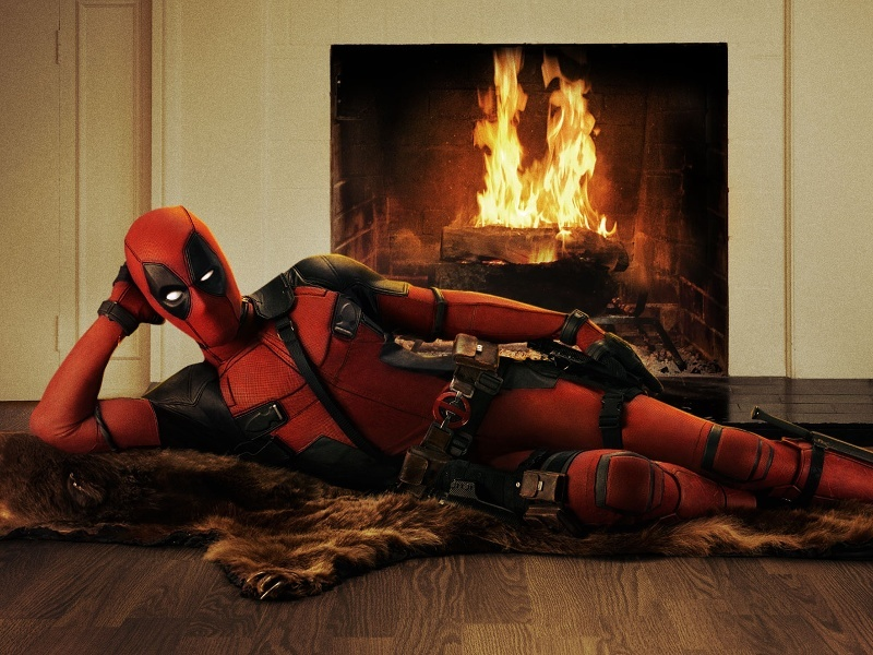 Deadpool gets semi-serious with #WorldCancerDay PSAs: Touch Yourself Tonight