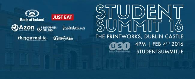 Student Summit 2016