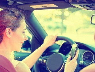 Could car mode be a solution to texting while driving danger?