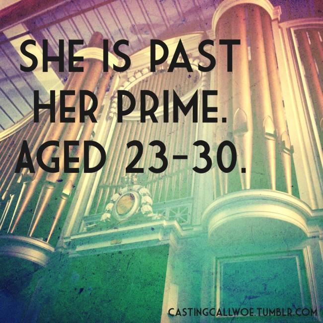 Image via CastingCallWoe.Tumblr.com