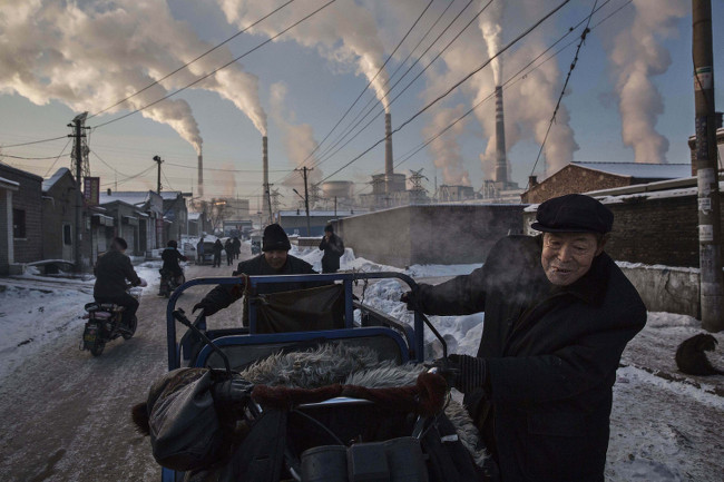 © Kevin Frayer - China's Coal Addiction