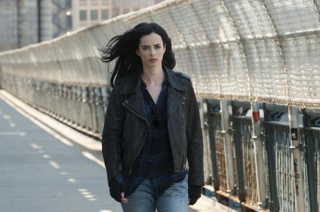 Jessica Jones in first season