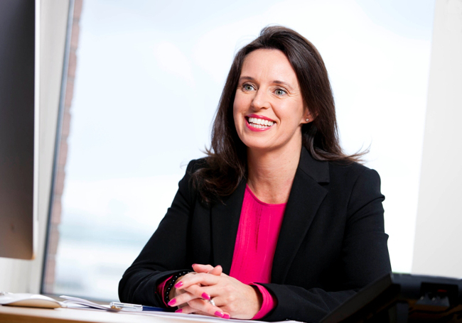 SXSW: Anna Scally, head of technology, media and telecoms, KPMG, Ireland