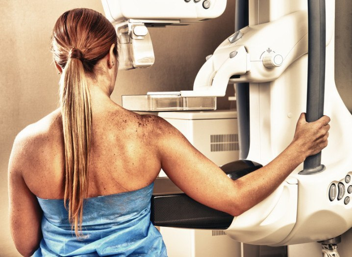 Breast cancer breakthrough mammogram