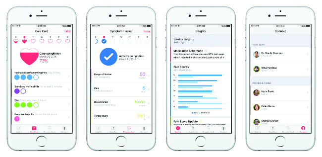 ResearchKit: Apple CareKit