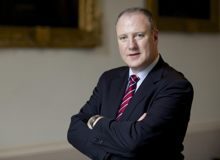Enda Kyne, CIO, Royal College of Surgeons, Ireland