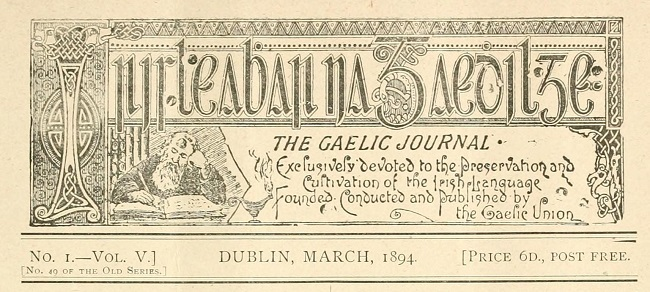 Gaelic Journal