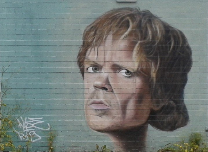 Perplexed: Tyrion Lannister, Game of Thrones