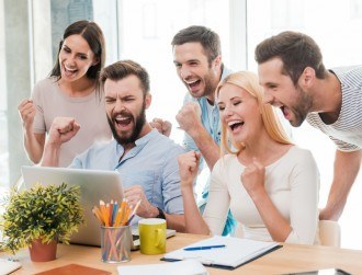 Are Irish workers the happiest in the world? Nearly…