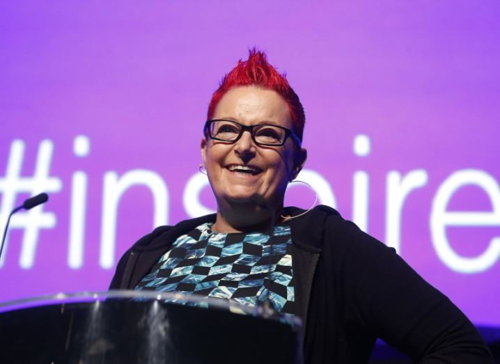 Dr Sue Black, author of book on Bletchley Park campaign