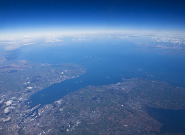 Irish satellite programme
