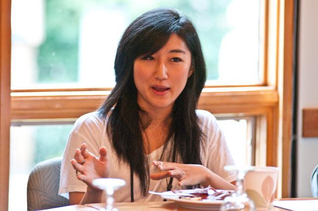 Jess Lee, via Fortune Live Media on Flickr
