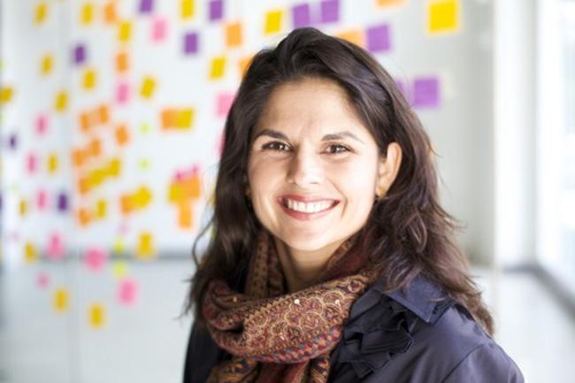 Monisha Perkash, CEO and co-founder of Lumo Bodytech