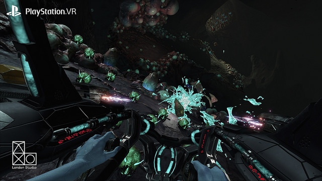 PS VR demo 2