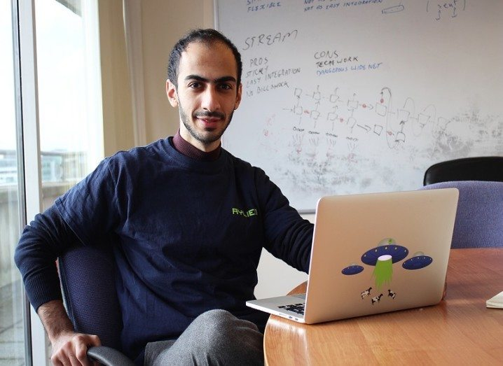 Aylien's Parsa Ghaffari: 'I came to Ireland for the tech, stayed for the weather'