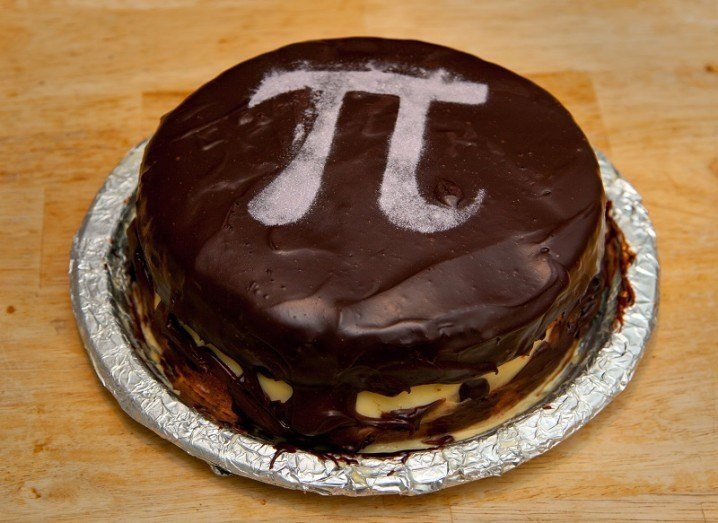 Pi Day 2016 pie