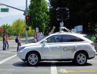 Google takes blame for self-driving car crash with bus