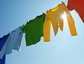 Researchers working on self-cleaning clothes that just need sunlight