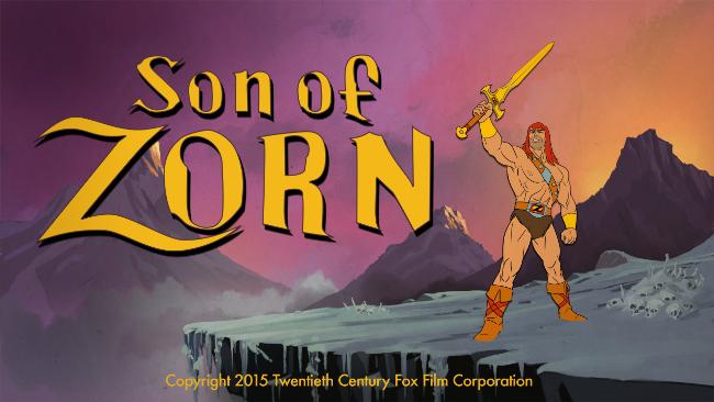 Son of Zorn art