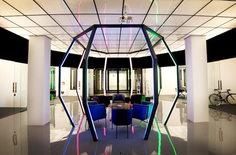 Bahnhofs Sparven data centre