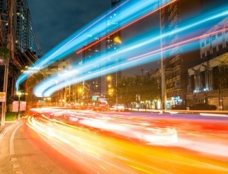 How fast is your internet speed? Try 57Gbps for size