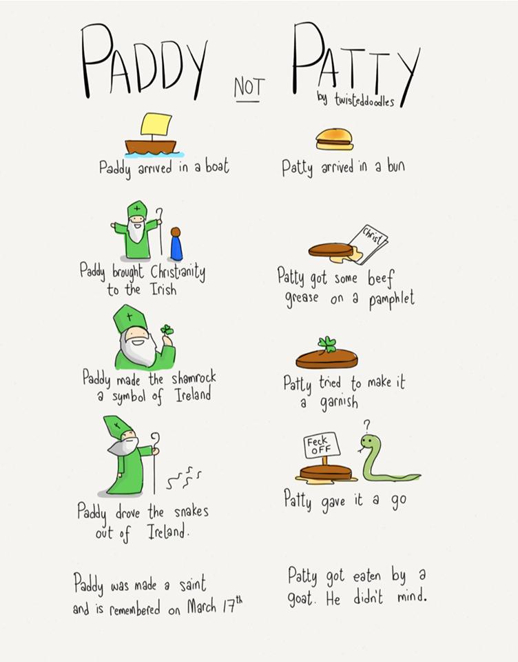 PaddynotPaddy