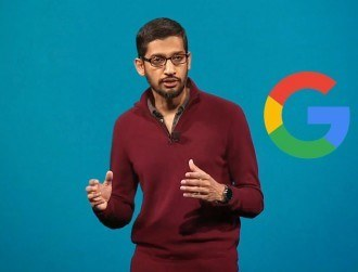 Google CEO Sundar Pichai's salary for 2015 revealed