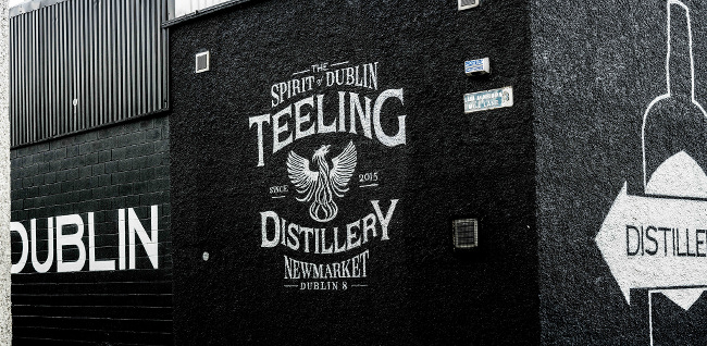 Teelings Whiskey Distillery, via William Murphy on Flickr