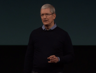 Apple CEO vows to fight on amid claims FBI has unlocked iPhone