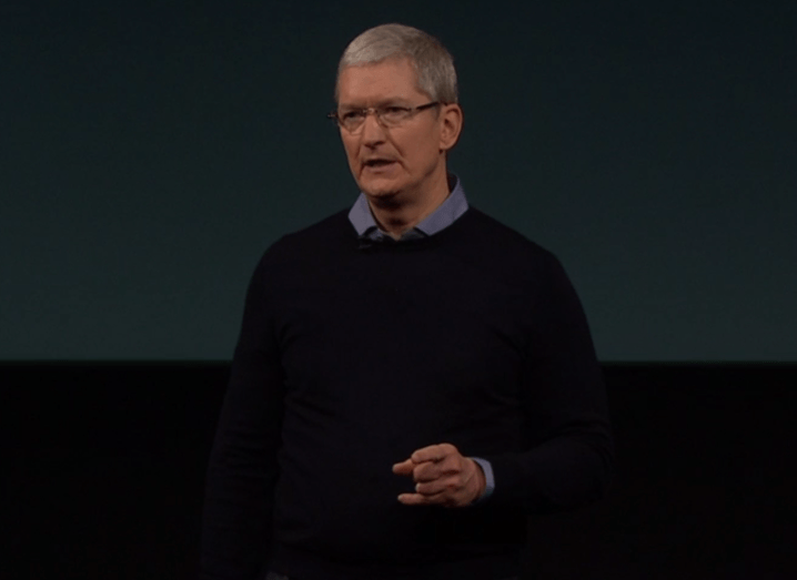 Tim Cook Apple CEO encryption