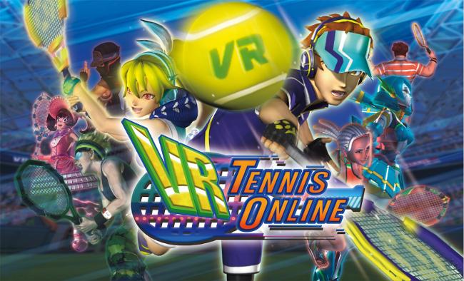 Oculus Rift: VR Tennis Online