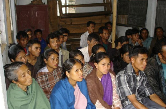 Education programmes teach locals about economic opportunities through restoring biodiversity to their area WeForest.Org