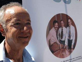 Former Intel CEO and Silicon Valley visionary Andy Grove dies at 79
