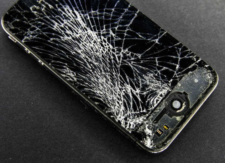 damaged-iphone-shutterstock