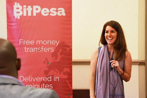 Elizabeth Rossiello, BitPesa