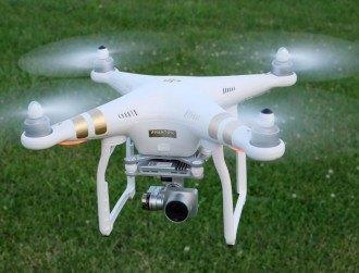 Movidius chip powers world's first autonomous drone DJI Phantom 4