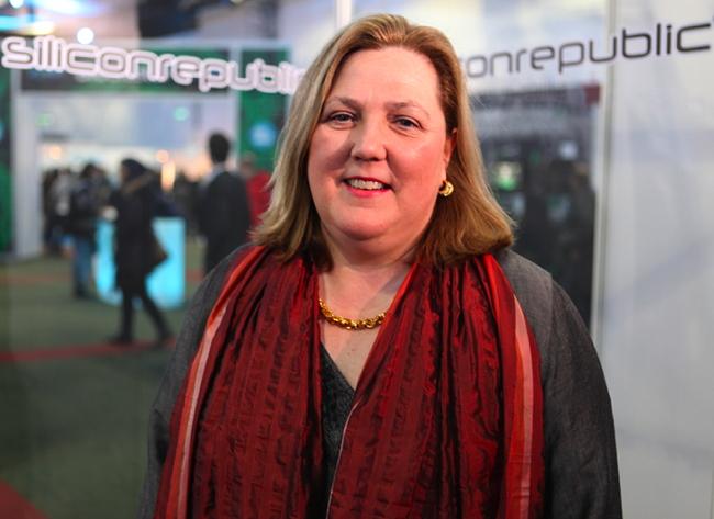 Accenture's Regina Sullivan