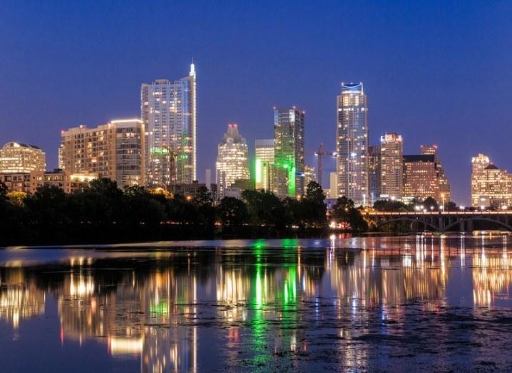 SXSW: Austin, Texas, skyline