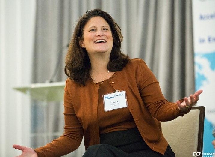 Sharon Vosmek, Astia Venture Showcase