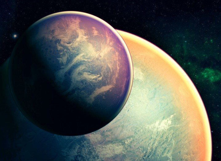 Exoplanetary system