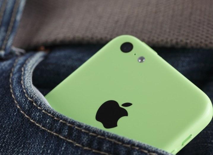 Apple: green iPhone