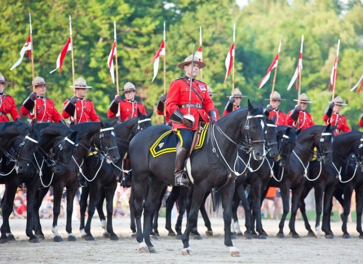 BlackBerry: Royal Canadian Mounted Police