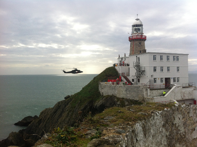 D4H_Lighthouse Irish Air Corps Visit