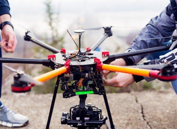 IAA drones breach