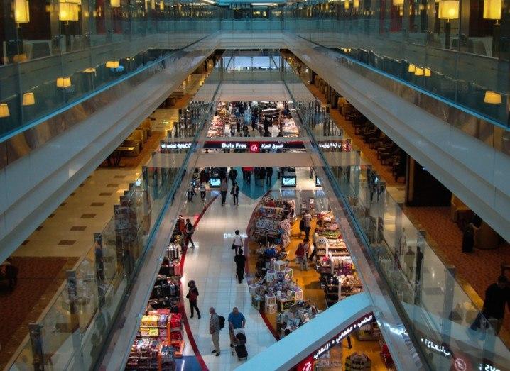 ShowGuider dubai airport nimbus