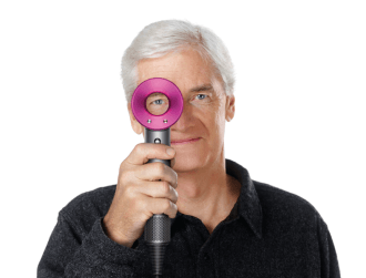 Dyson enters the beauty business by reinventing the hair dryer
